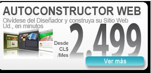 Autoconstructor Sitios Web
